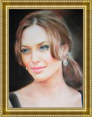 Портрет по фото- оригинальный подарок на юбилей, свадьбу, выпускной, день рождения и другие праздники